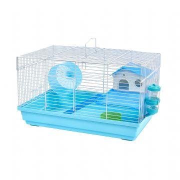 Pet Ting Blue Heather Rodent Cage